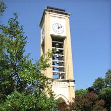 UT Tyler Bell Tower