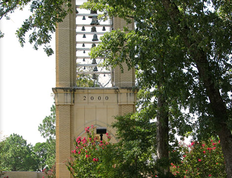 UT Tyler Bell Tower